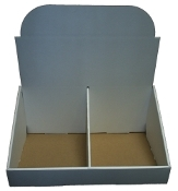 "11 1/2""wide Bin Counter Display"